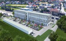 TGA - Garagenpark Bürogebäude Ottensheim
